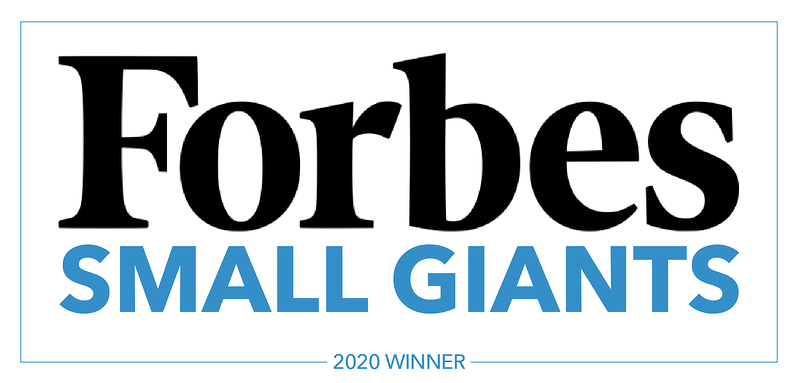 Forbes Americas Best Small Compabies 2020_Small Giants Community