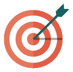 Account Based Marketing - Bullseye Icon