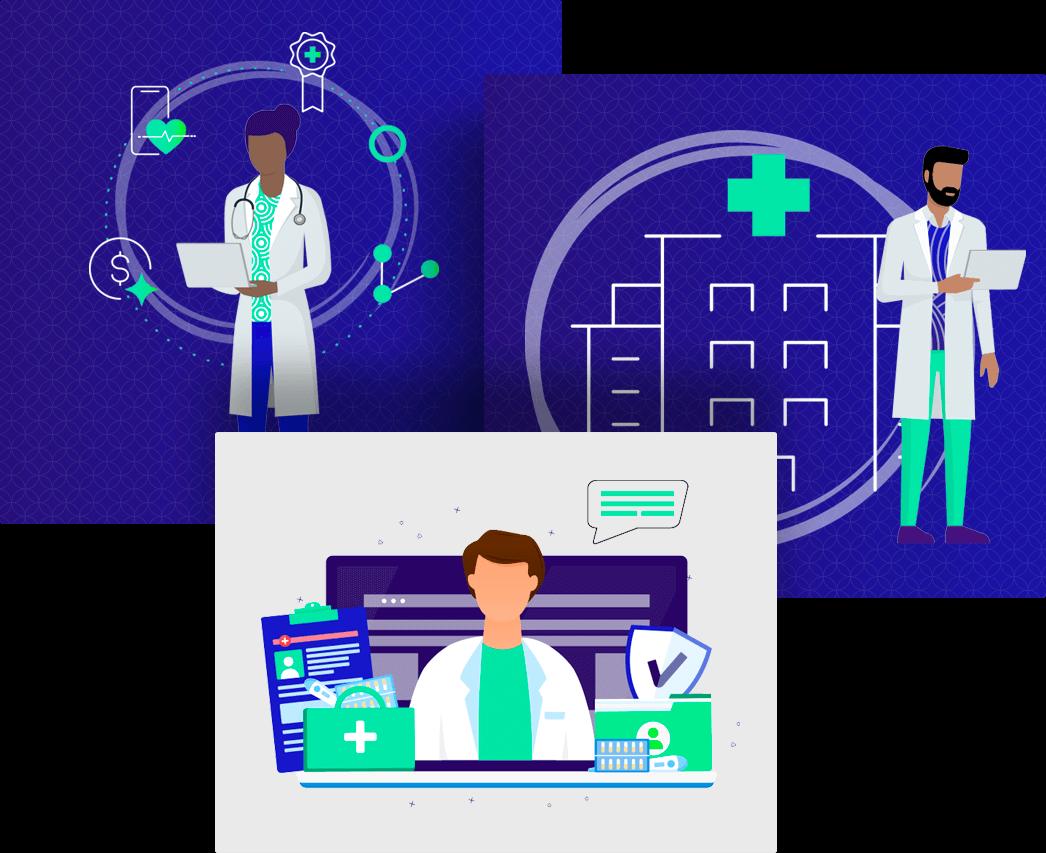 Optimize-health-illustrations