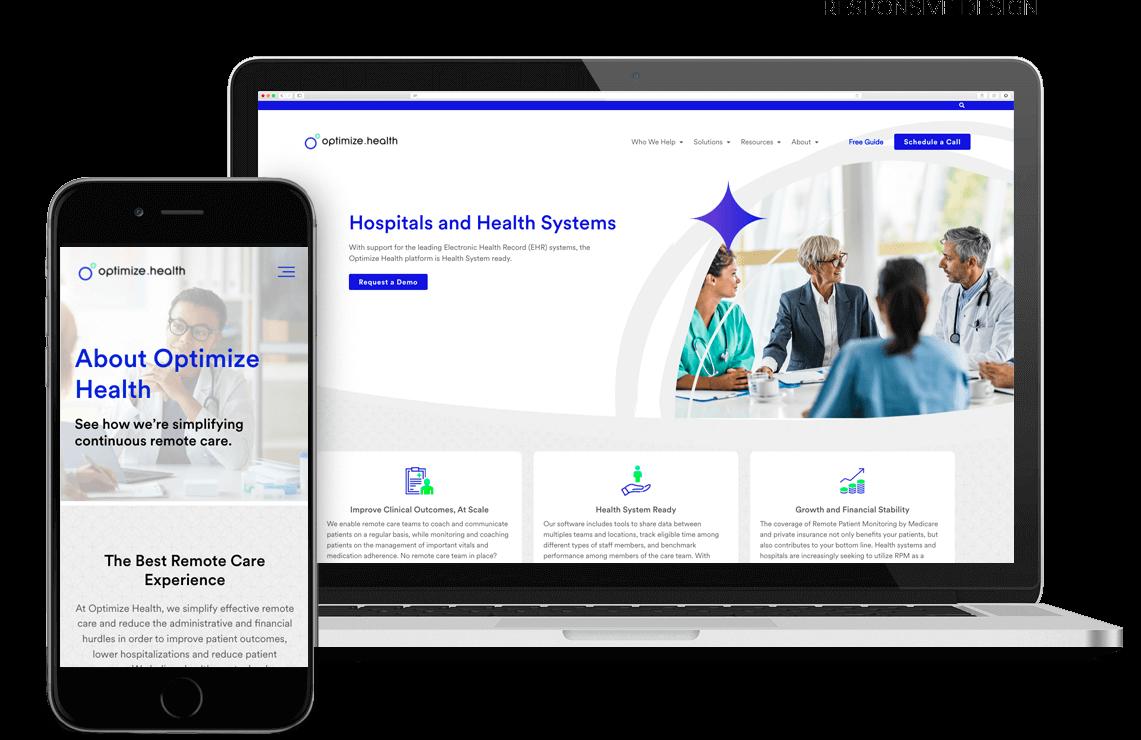 Optimize-health-responsive