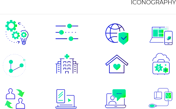 Optimize-heath-iconography