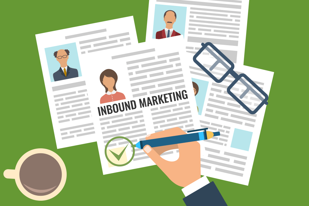 Resume with Inbound Marketing Gets a Green Check