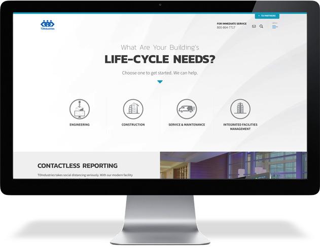 TDIndustries-homepage