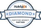HubSpot Diamond Certified Agency Partner