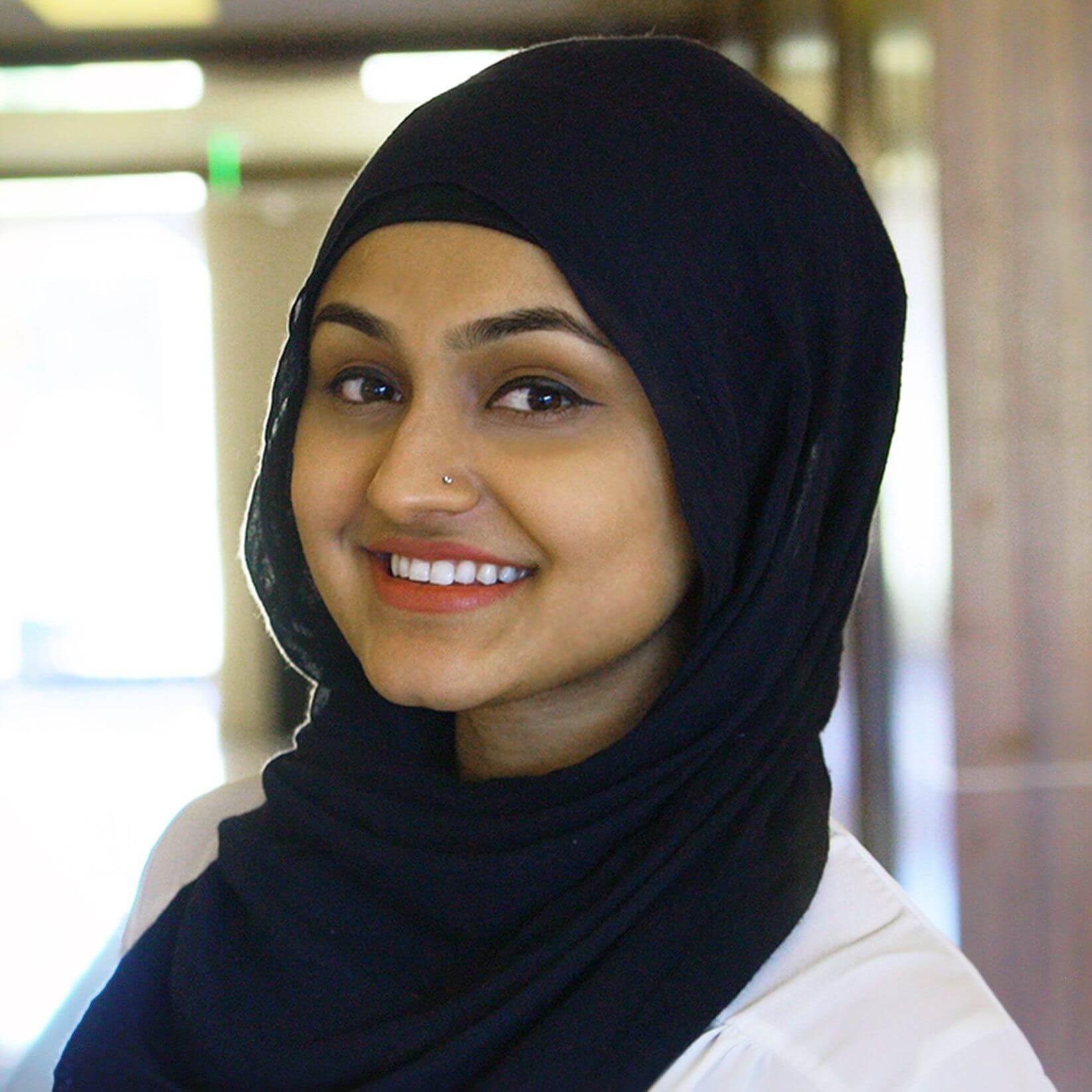 Javariah Ahmed, UI/UX Designer in Dallas for Mojo Media Labs